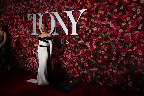 Photo Coverage: Stars Strut the Red Carpet at the 2018 Tony Awards!