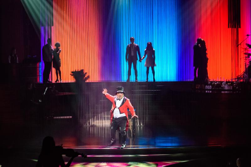 Interview: William Thomas Evans of BAZ-A MUSICAL TOUR DE FORCE at The Palazzo Theatre at The Venetian Las Vegas