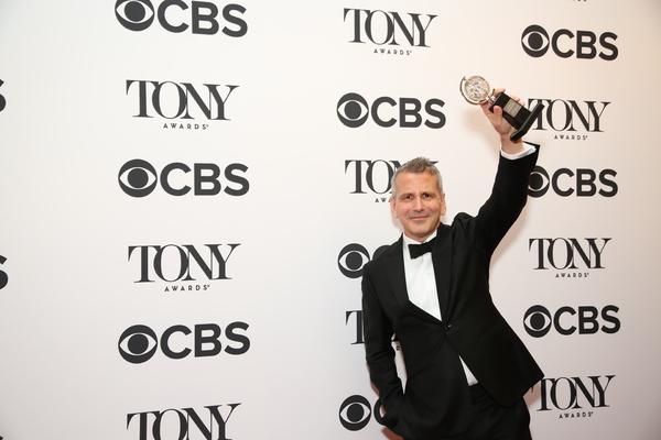 Photo Coverage: Dreams Come True! Inside the Tonys Winners Room!