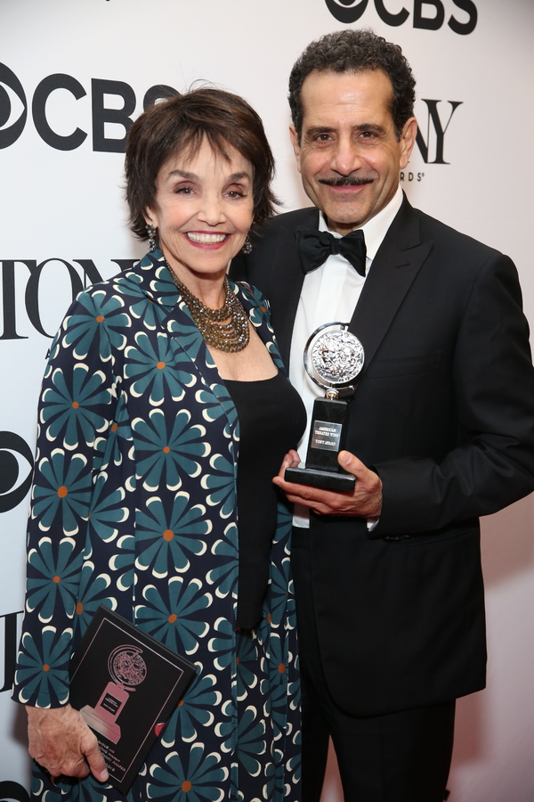 Photo Coverage: Dreams Come True! Inside the Tonys Winners Room!