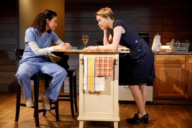 BWW Review: Doug Hughes Sharply Directs Anthony Giardina's Biting Social Commentary DAN CODY'S YACHT