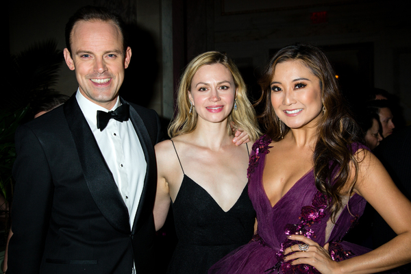 Photo Coverage: Broadway Parties Hard at the 2018 Tony Awards Gala!