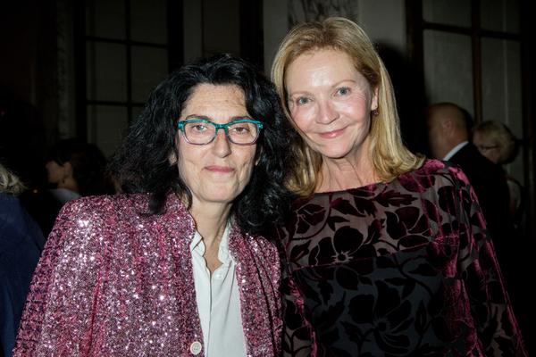 Tina Landau, Joan Allen