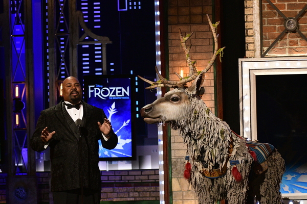 James Monroe Iglehart & Sven