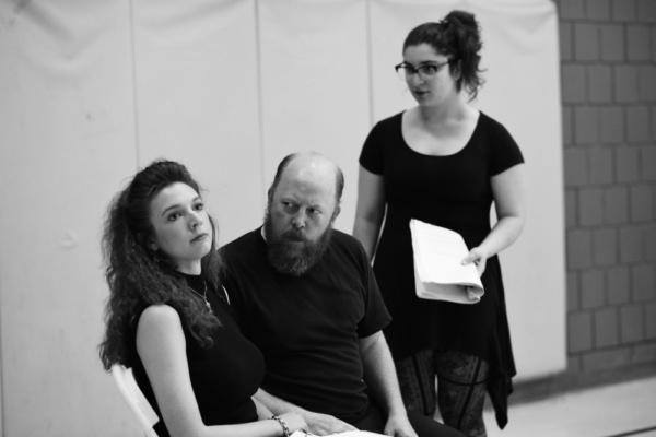 Vanessa St. Clair, Brett Sullivan Santry, and Elena Falgione