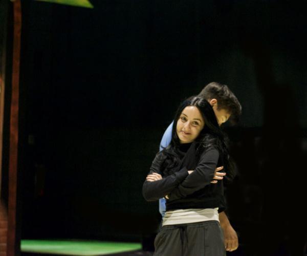 Rebekah Berger-Santiago & Brian Kim