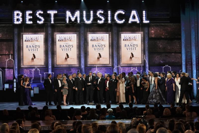 ICYMI: Dark, Thrilling, Strange and Sweet: A Day-After Recap of All Things Tony Awards!