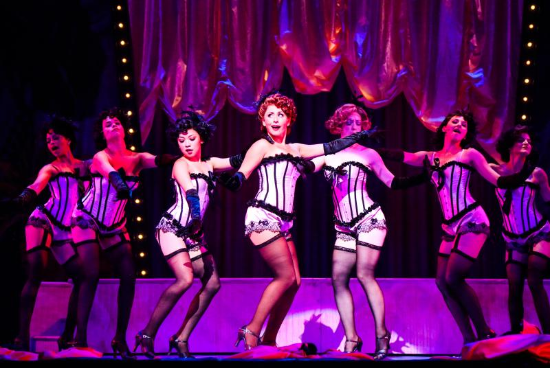 BWW Interview: Get Ready to Rock the Boat! Michelle Aravena Talks GUYS & DOLLS at TUTS
