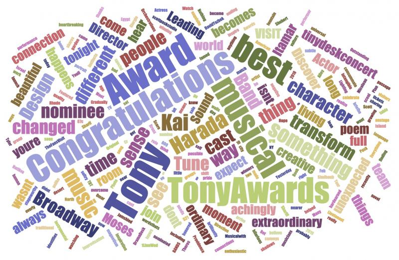 INDUSTRY: Social Insight Report - June 11th - THE BAND's VISIT Tops Growth Post Tony Awards