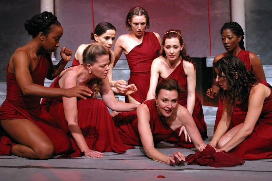 BWW Review: Brenda Strong Stands Tall in LYSISTRATA UNBOUND