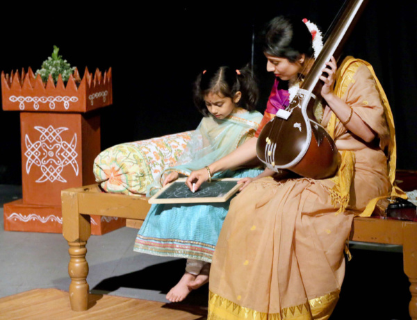 Photo Flash: Indian Music Creates A Bond In THE MUSIC IN MY BLOOD