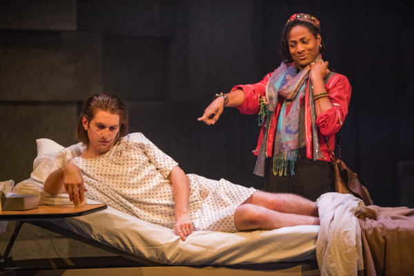 Photo Flash: Special Uptown Players To Present ANGELS IN AMERICA, PERESTROIKA