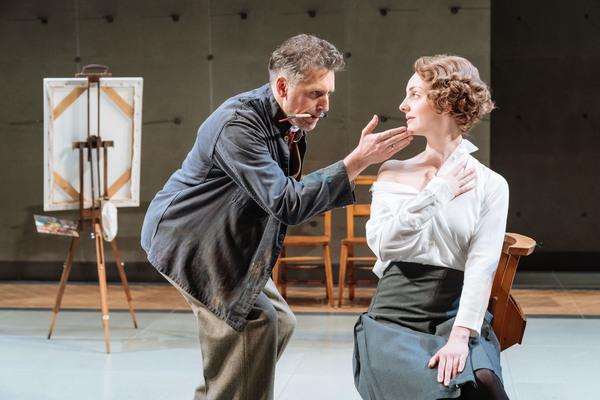 Edward MacLiam (Teddy Lloyd) and Helena Wilson (Jenny)