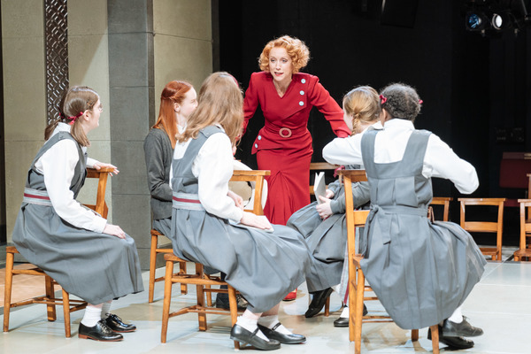Photo Flash: First Look at The Donmar's THE PRIME OF MISS JEAN BRODIE