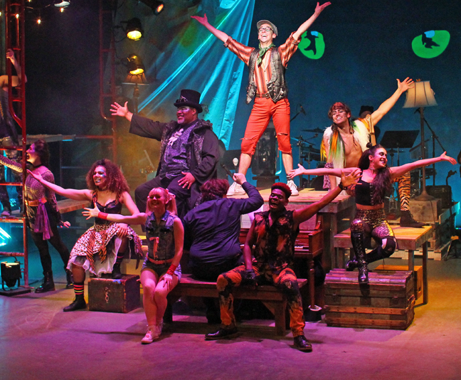 BWW Review: CATS at Musical Theater Heritage