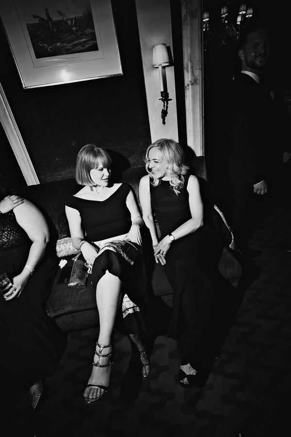 Photo Flash: 10thAnnual O&M Tony Awards Party at the Carlyle Hotel