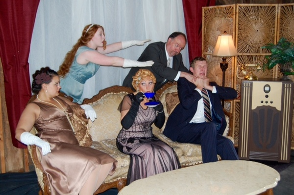 Photo Flash: LEND ME A TENOR Opens Season at Hackmatack in Berwick