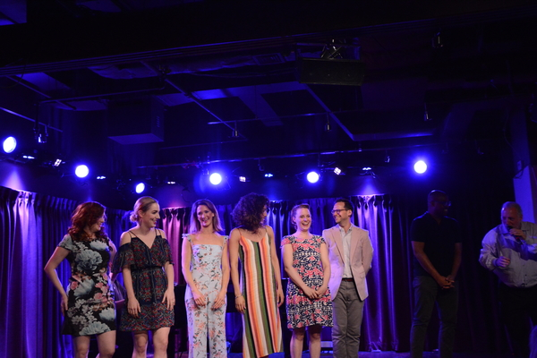 Marjorie Failoni, Scarlett Walker, Keely Hutton, Afra Hines, Erica Spryes, Jed Resnick, Melvin Turnstall III