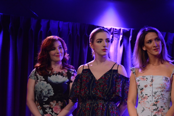 Photo Coverage: BEAUTIFUL, CAROUSEL, AVENUE Q and More Take the Stage in AT THIS PERFORMANCE... at The Green Room 42