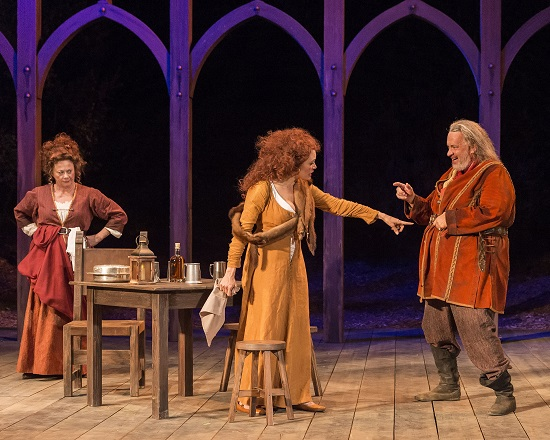 BWW Review: An Irresistible Tom Hanks Goes for the Gusto as Falstaff in HENRY IV