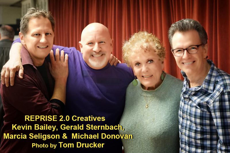 BWW Interview: Marcia Seligson Responsibly Reviving REPRISE
