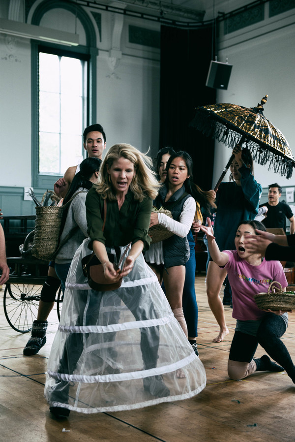 Kelli O'Hara and Cast