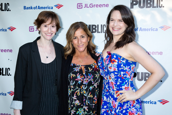 Rachel Sussman, Melody Herzfeld, Yael Silver Photo