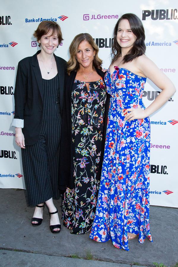 Rachel Sussman, Melody Herzfeld, Yael Silver