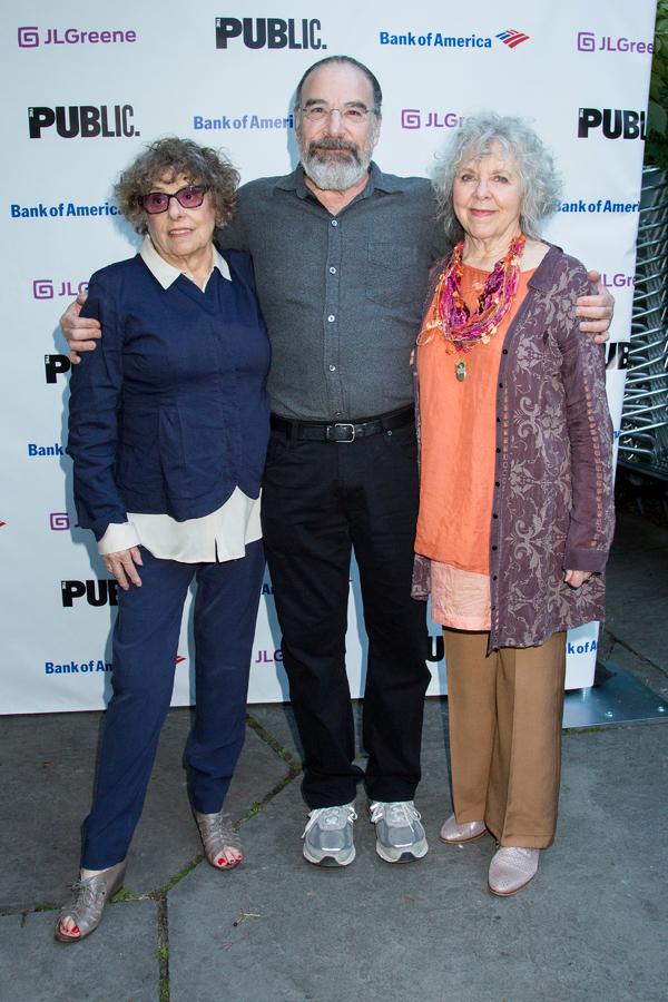 Rosemarie Tichler, Mandy Patinkin, Kathryn Grody