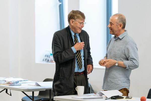 Alan Bennett, Nicholas Hytner