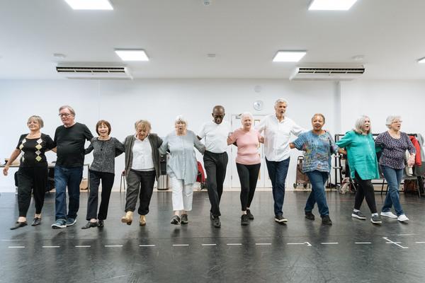 Photos: Inside Rehearsal for World Premiere of Alan Bennett's ALLELUJAH!