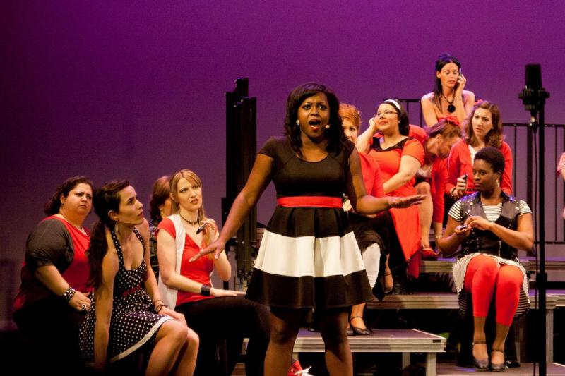 BWW Interview: Laurie-Anne Jean-Baptiste of LYRIC THEATRE SINGERS - JOURNEY TO BROADWAY at D.B. Clarke Theatre