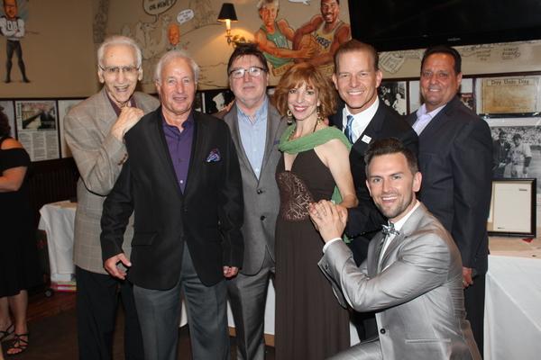 Joe Long, Anthony Ierulli, Tony Newell, Jennifer Naimo, Christian Hoff, Joseph Cilent Photo