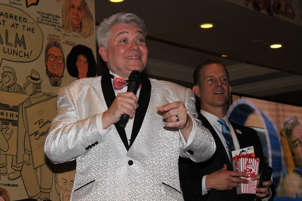 Photo Coverage: Christian Hoff and Friends Celebrate Tony Night at the Palm!