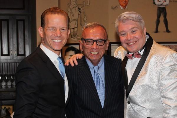 Christian Hoff, Robert Carreon and Richard Skipper