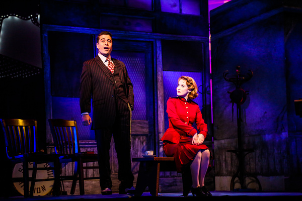 Photo Flash: First Look at GUYS AND DOLLS at Theatre Under The Stars