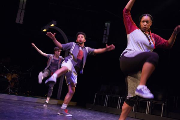 Photo Flash: RED BIKE Makes Philadelphia Premiere With Simpatico Theatre Company