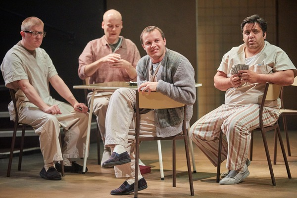 Photo Flash: First Look at ONE FLEW OVER THE CUCKOO'S NEST Sheffield Crucible