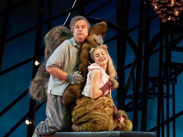 Photo Flash: First Look at La Jolla's World Premiere of THE SQUIRRELS
