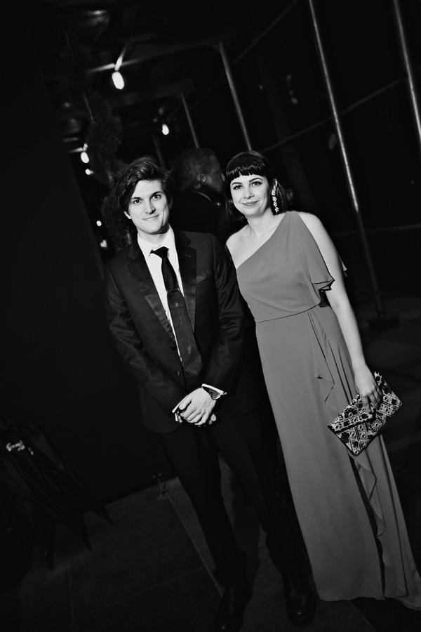 Alex Boniello and April Lavalle