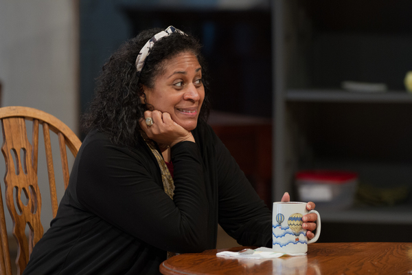 Photo Flash: In Rehearsal with Steppenwolf's THE ROOMMATE