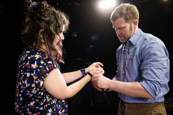 Photo Flash: The Neo-Futurists Presents Lily Mooney's EMPTY THREATS