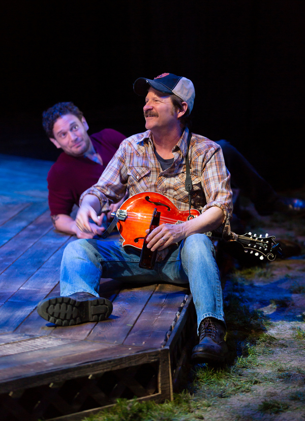 Photo Flash: Two River Theater Presents SONGBIRD