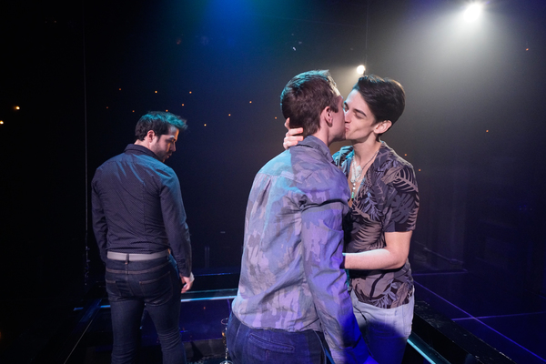 Photo Flash: Record Breaking Play AFTERGLOW Celebrates One Year Off-Broadway