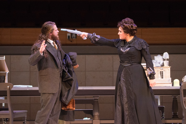 Photo Flash: Merola Opera Program Presents THE RAKE'S PROGRESS