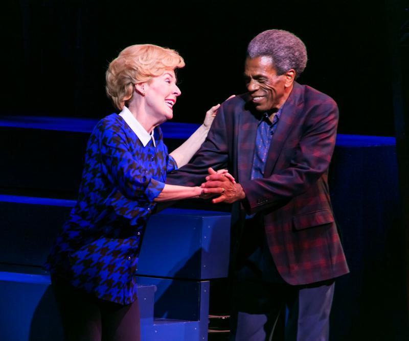 BWW Review: HALF TIME at Paper Mill Playhouse is Wonderful and Inspiring for All