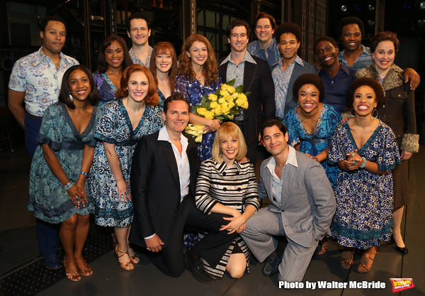Photo Coverage: Backstage with Melissa Benoist at BEAUTIFUL: THE CAROLE KING MUSICAL