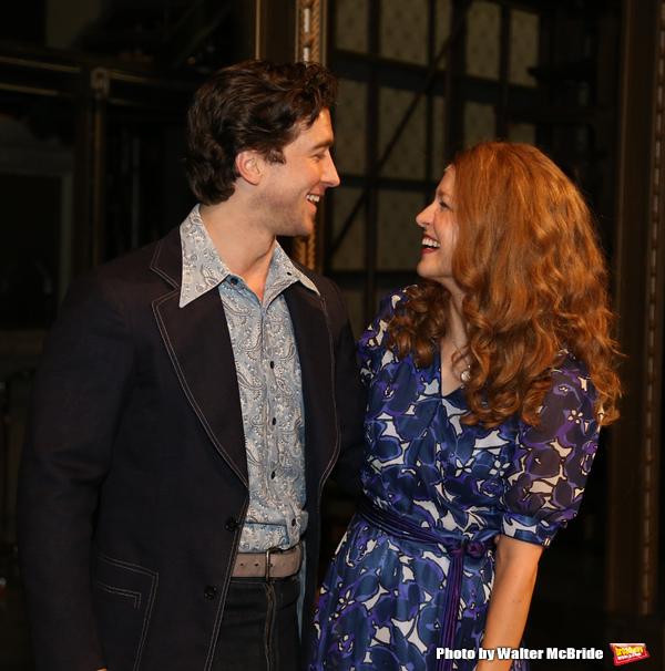 Evan Todd and Melissa Benoit  Photo