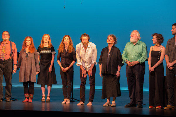 Richmond Hoxie, Amanda Plummer, Susannah Perkins, Dana Delany, Bill Heck, Elizabeth Ashley, Dakin Matthews, Hannah Sharafian, Matt Morrison