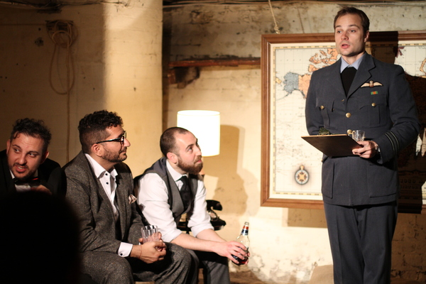Photo Flash: All New Images for Interactive Show FOR KING AND COUNTRY
